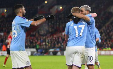 Man City beson se do të arrijë t'i mbajë yjet pavarësisht dënimit nga UEFA