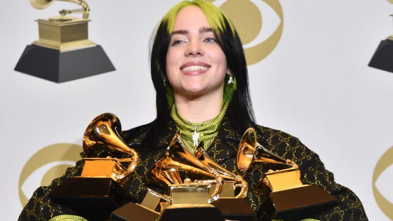 Billie Eilish (Foto: Alberto E. Rodriguez/Getty Images for The Recording Academy)