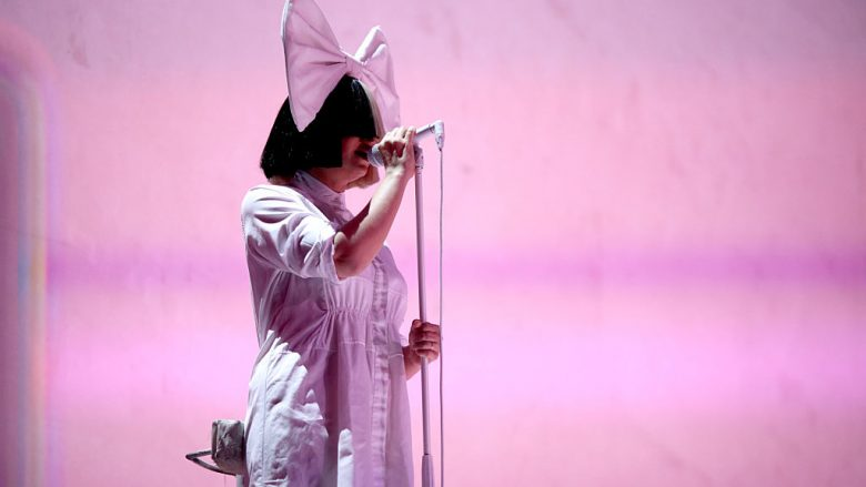 Sia (Foto: Christopher Polk/Getty Images/Guliver)