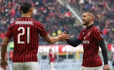 Milani fiton në fund trilerin e rikthimeve ndaj Udineses