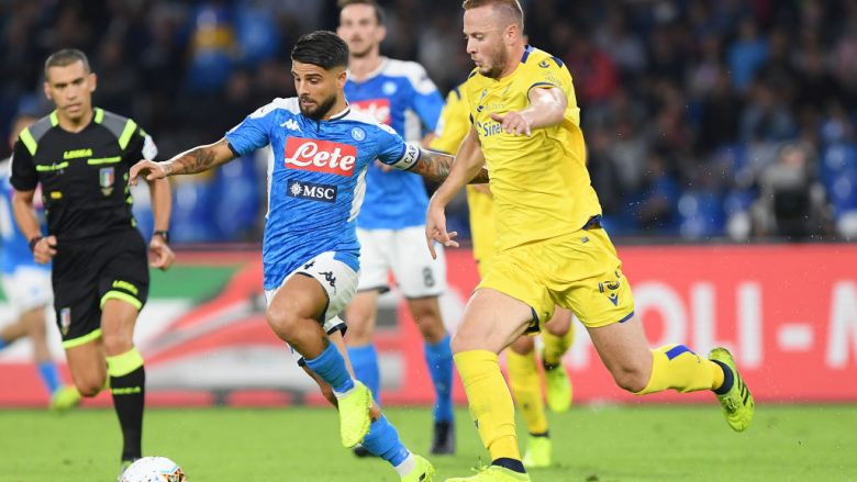 Lorenzo Insigne - Amir Rrahmani (Foto: Francesco Pecoraro/Getty Images/Guliver)