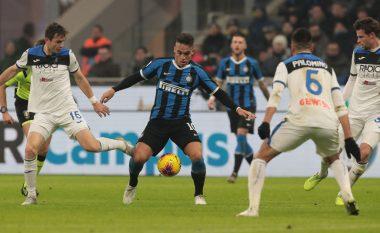 Interi lëshon terren në fund, ndalet në shtëpi nga Atalanta
