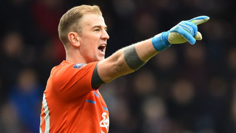 Joe Hart (Foto: Nathan Stirk/Getty Images/Guliver)