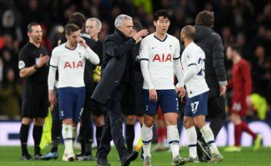 Mourinho e konsideron punën te Tottenhami si më të vështirën që nga Porto