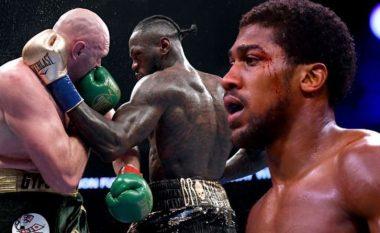 Përballja potenciale mes Tyson Furyt dhe Anthony Joshuas mund të mos zhvillohet deri në fillim të vitit të ardhshëm shkaku i coronavirusit