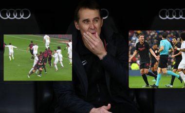 Reagimi i Lopeteguit për golin e anuluar: Nuk po arrij ta kuptoj, është një gabim i madh