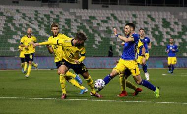 Kosova luan bukur dhe krijon shumë raste, por Suedia fiton në fund