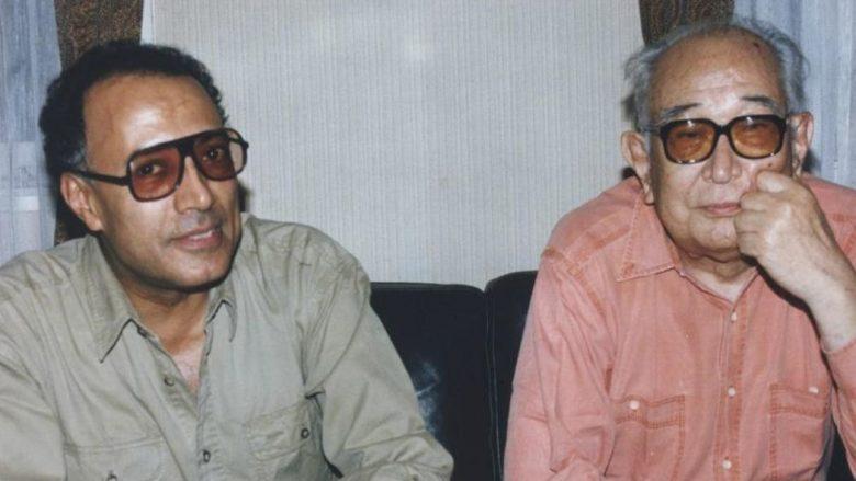 Abbas Kiarostami dhe Akira Kurosawa