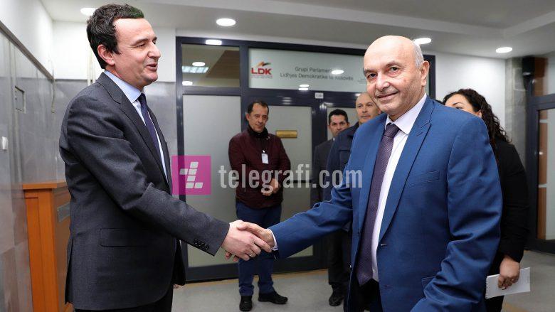 LDK: Pavarësisht veprimeve të njëanshme nga LVV-ja, jemi të hapur për marrëveshje