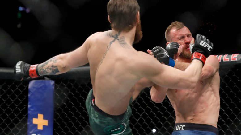 Conor McGregor - Donald Cerrone (Foto: Steve Marcus/Getty Images/Guliver)