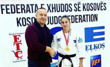 Nora Gjakova zgjidhet si xhudistja më e mirë e Kampionatit Shtetëror