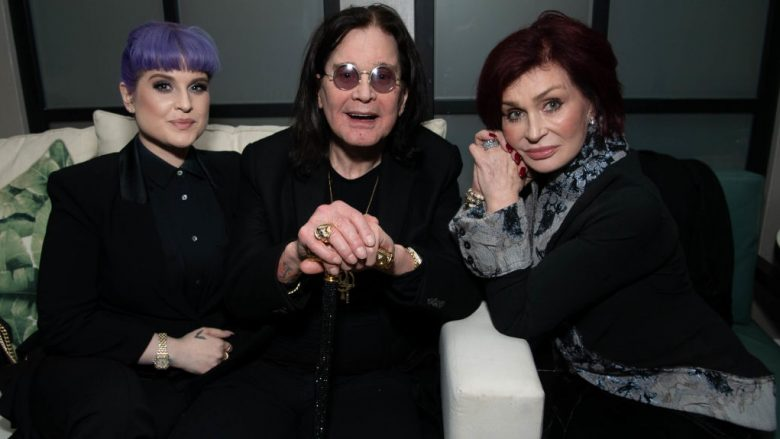 Kelly Osbourne, Ozzy Osbourne dhe Sharon Osbourne (Foto: Emma McIntyre/Getty Images/Guliver)