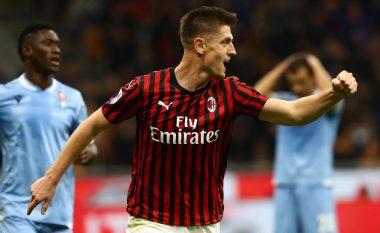 Babai i Piatekut tregon kampionatin e preferuar të sulmuesit të Milanit