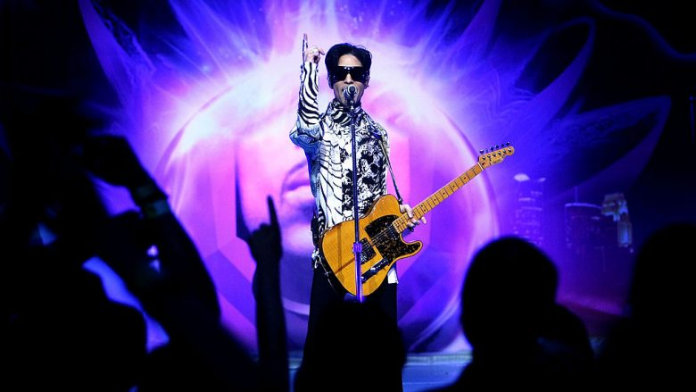 Prince (Foto: Kristian Dowling/Getty Images for Lotusflow3r.com/Guliver)