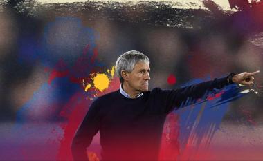 Dhjetë gjërat që duhet t'i dini për trajnerin e ri të Barcelonës, të sapoemëruarin Quique Setien