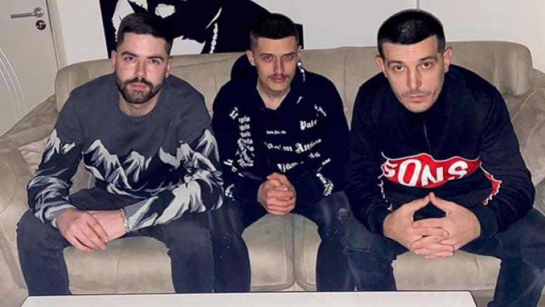 Bardhi dhe Jetmir Agaj (Foto: Instagram)