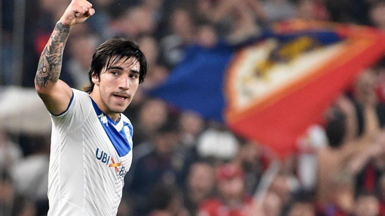 Sandro Tonali (Foto: Paolo Rattini/Getty Images/Guliver)