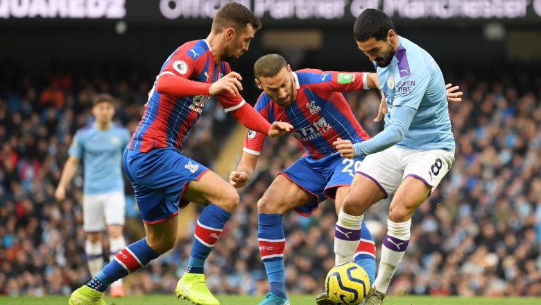 Man City - Crystal Palace (Foto: Michael Regan/Getty Images/Guliver)
