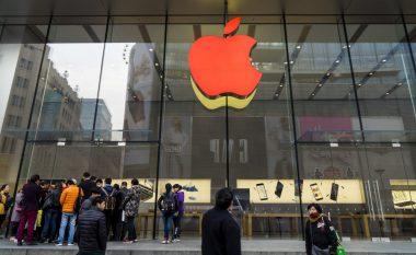 Pavarësisht luftës tregtare, Apple rrit shitjet në Kinë