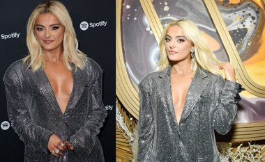 """Plot shkëlqim, Bebe Rexha duket shndritëse në para-ndejën e """"Grammy Awards 2020"""""""