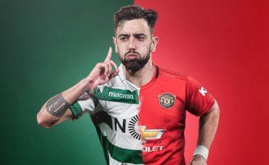 Unitedi arrin marrëveshje personale me Bruno Fernandesin