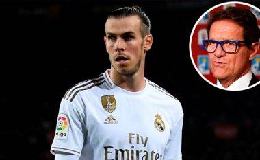 Capello: Bale ka humbur fokusin nga futbolli te Real Madridi