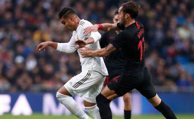 Real Madrid 2-1 Sevilla, notat e lojtarëve – Shkëlqen Casemiro