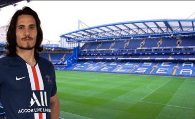 Chelsea bën ofertë për huazimin e Cavanit nga PSG