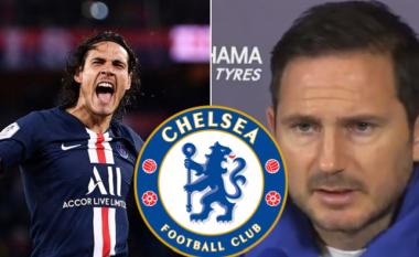 Lampard konfirmon se Chelsea është e interesuar në Cavanin: Më pëlqen mentaliteti i tij