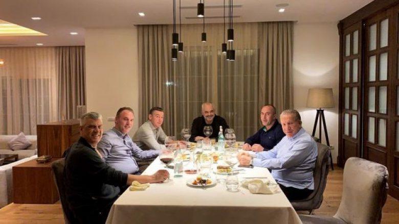 Haradinaj zbulon çka u bisedua në darkën e politikanëve në shtëpinë e Thaçit