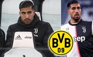 Emre Can pranon ofertën e Dortmundit?