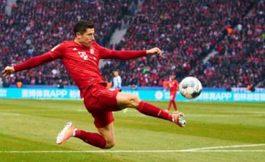 Agjenti ua ofron shërbimet e Lewandowskit top klubeve evropiane