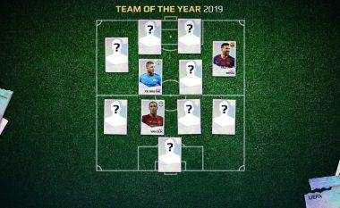 Liga e Kampionëve zgjedh 'ekipin e vitit 2019', dominojnë lojtarët e Liverpoolit