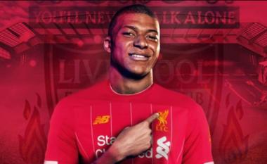 'Mbappe2020' bëhet trend në Britaninë e Madhe, pas deklaratës së francezit për Liverpoolin