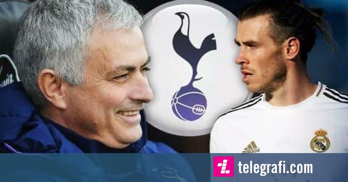 Tottenhami në bisedime me Bale