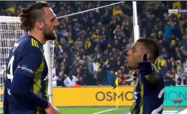 Muriqi nuk ka të ndalur, pas suspendimit vjen menjëherë goli ndaj Basaksehirit
