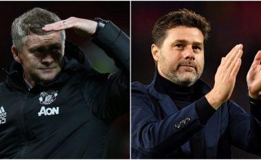 The Sun: Edhe Solskjaer e di që Pochettino do të jetë trajner i ardhshëm i Manchester United