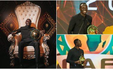 """Sadio Mane fiton çmimin si """"Lojtari më i mirë afrikan"""""""