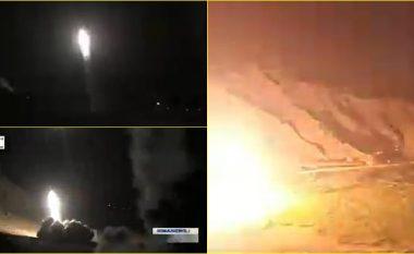 Sulmi ndaj bazave amerikane në Irak, publikohen pamjet e para - tregohet edhe lloji i raketave