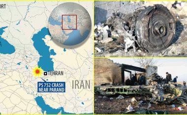 Rrëzimi i aeroplanit në Iran, tregohet identiteti i 176 pasagjerëve dhe shkaktari që solli aksidentin