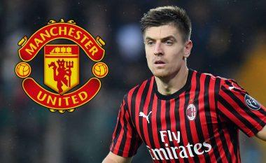 Unitedi kontakton Milanin për Piatekun