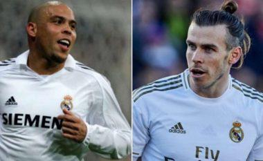 Bale tejkalon brazilianin Ronaldo në listën e golashënuesve të Real Madridit