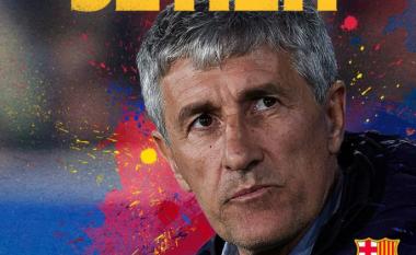 Setien nënshkroi kontratë dyvjeçare me Barcelonën, por klauzola e tij është më ndryshe