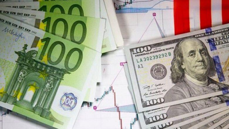 Euro do të jetë më i fuqishëm se dollari amerikan gjatë 2020-ës