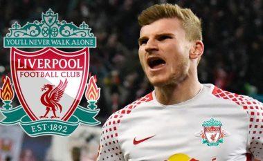 Liverpooli thuhet se ka arritur marrëveshje me Wernerin
