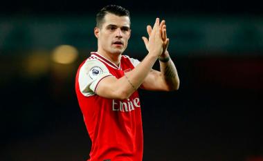 Xhaka zbulon ofertën e Hertha Berlinit dhe tregon arsyen e qëndrimit te Arsenali