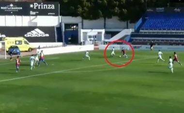 Me një driblim fantastik dhe një gol të bukur, Edon Zhegrova ia siguron fitoren Baselit ndaj Steauas