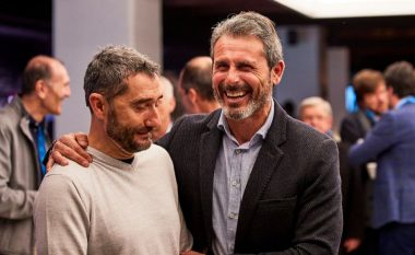 Valverde kthehet në skenë me pamje të re dhe flet për shumë gjëra: Largimi nga Barcelona, eliminimet në LK dhe puna e re