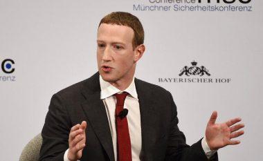 Zuckerberg-Evropës: Rregulloni rrjetet sociale ose Kina do t'i vendos rregullat
