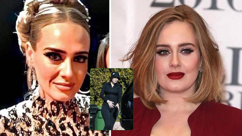 Adele (Foto: Instagram/libellerevista/Spot/BackGrid)
